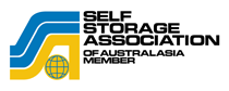 AA Lismore Self Storage Sheds is a Member of the Self Storage Association of Australasia (SSAA)